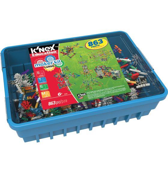 K/'Nex Imagine Robot Building Set Primary Teaching Resource